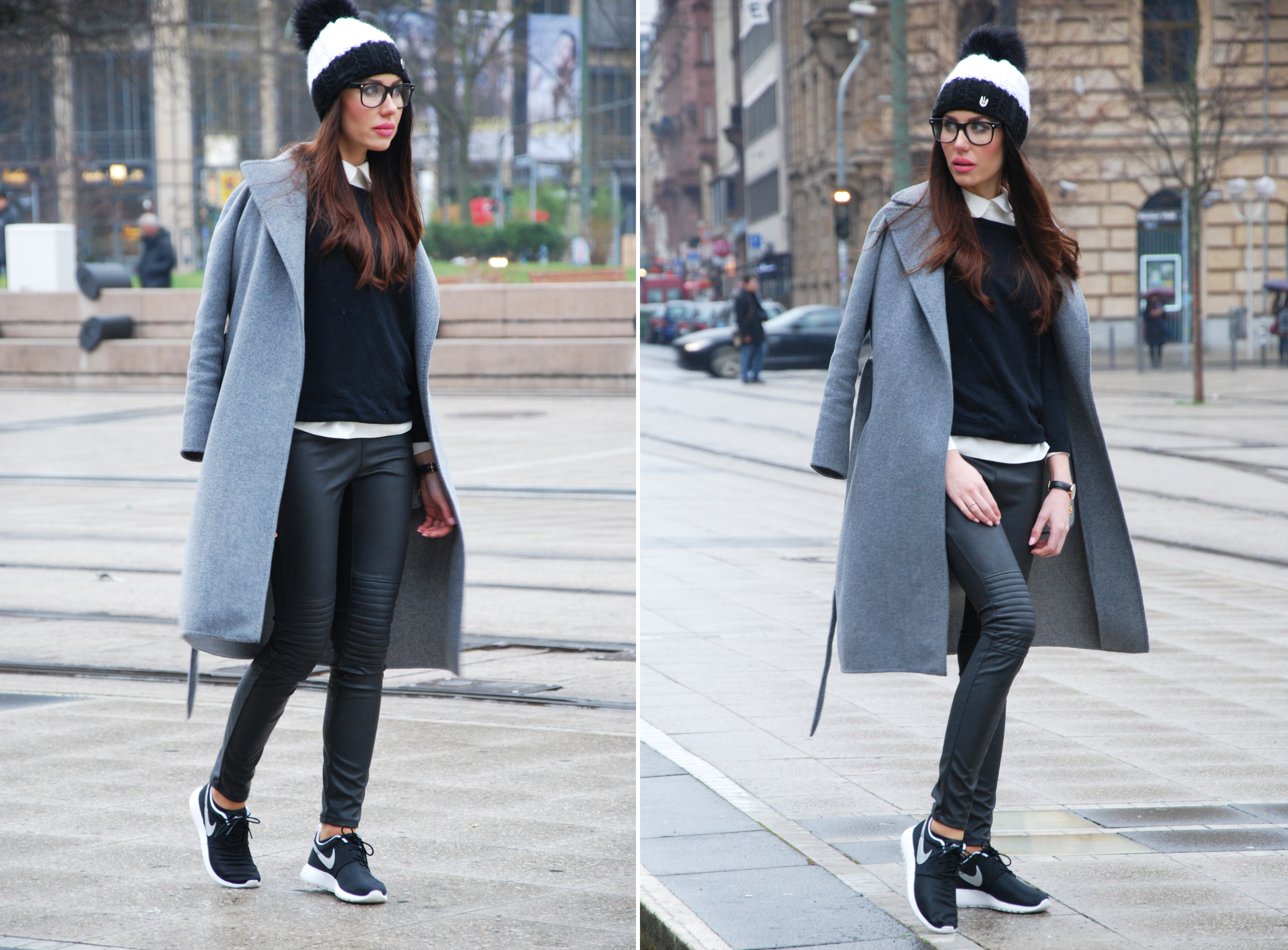 How To Wear Sneakers Outside The Gym Eveline Bison